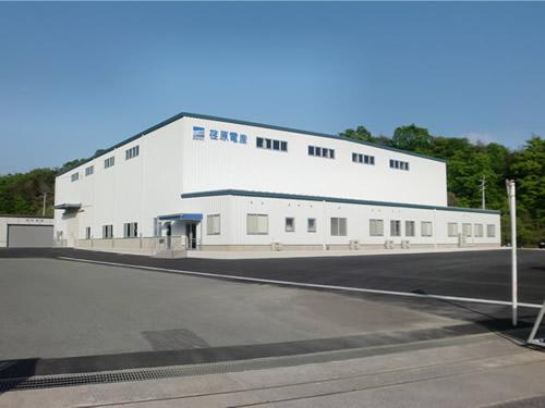 株式会社荏原電産 山口工場外観イメージ写真