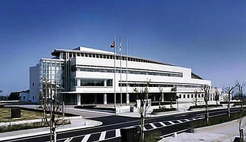 山口県工業技術センター外観イメージ写真