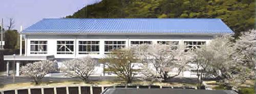 水産大体育館外観イメージ写真1