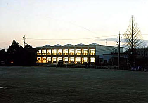 高千帆小学校普通教室外観イメージ写真