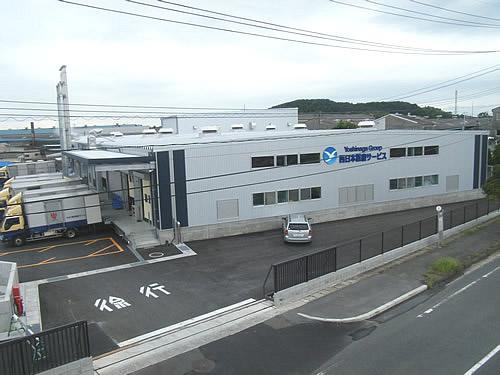 西日本医療サービス株式会社 新寝具工場イメージ写真外観イメージ写真1