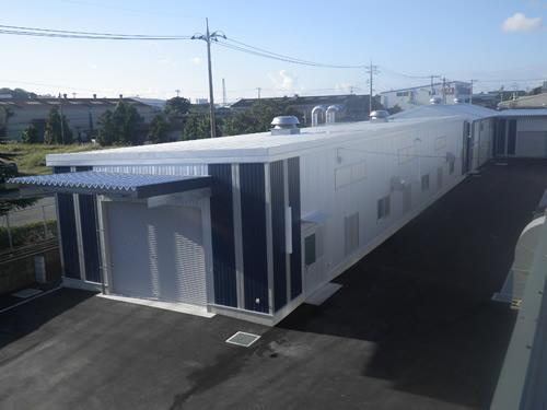 西日本医療サービス株式会社 私物仕上工場外観イメージ写真