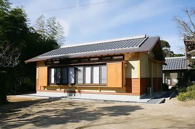 妙徳寺壇信徒会館客殿外観イメージ写真1
