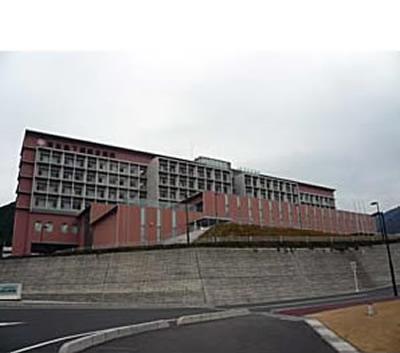 山口県済生会下関総合病院外観イメージ写真2