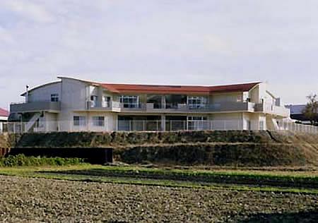 特別養護老人ホームサンライフ山陽外観イメージ写真