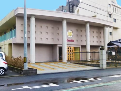 国際ホテル宇部カメリア ファサードイメージ写真