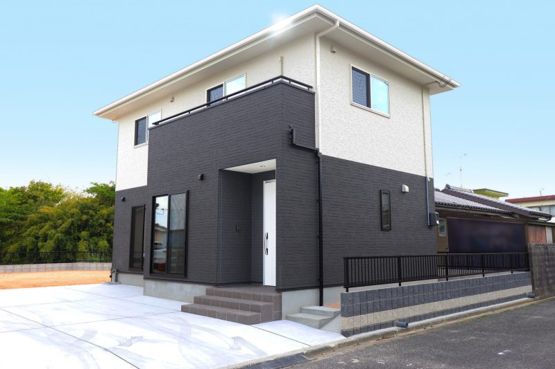 新築住宅外観イメージ
